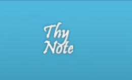 ThyNote